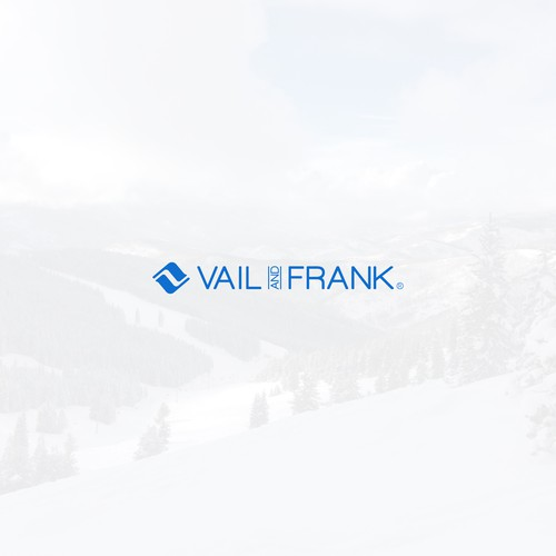 "Logo concept for ""Vail&Frank"""