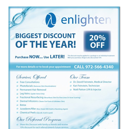 Enlighten brochure