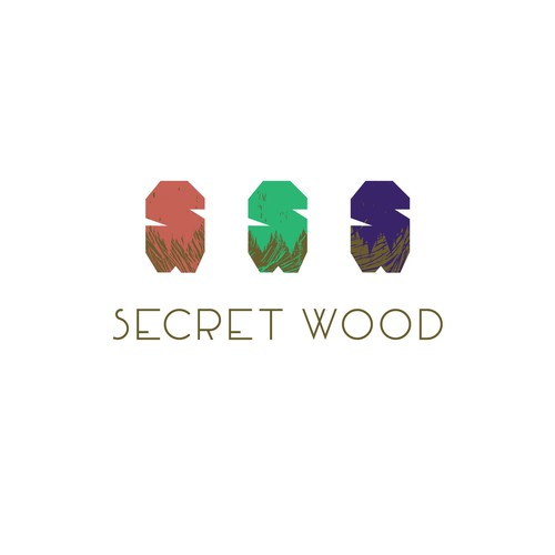 Logo for Secret Wood