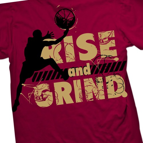 Basketball Elite needs a new t-shirt design