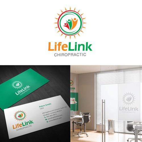 LifeLink Chiropractic needs a logo!!