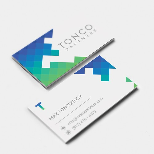 Tonco Partners Business Cards