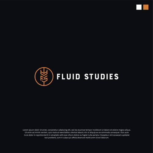 Logo design for Fluid Studies
