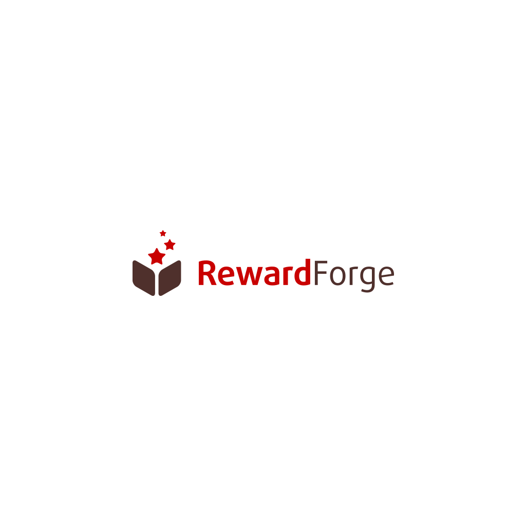 Create a logo for a new product Reward Forge