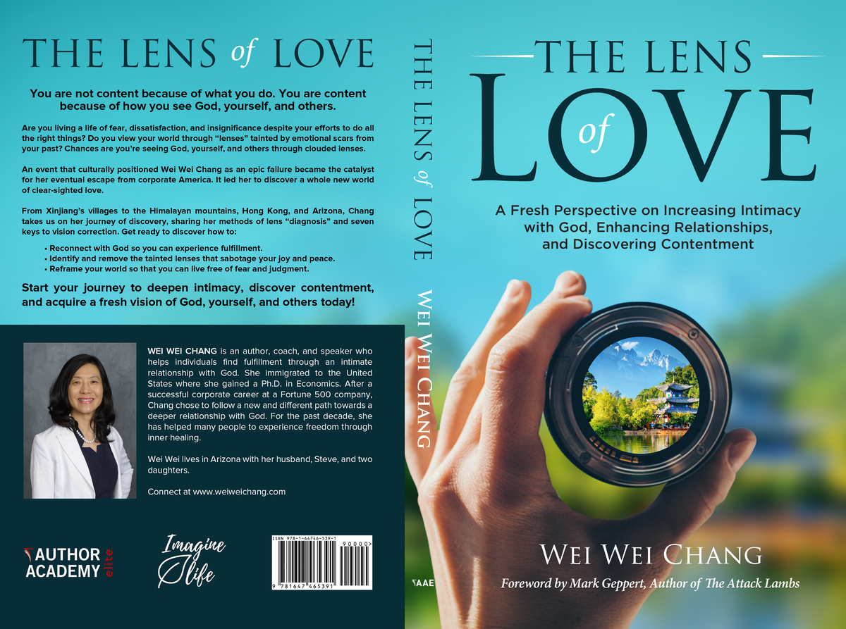 Book Cover for The Lens of Love