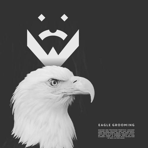 eagle grooming