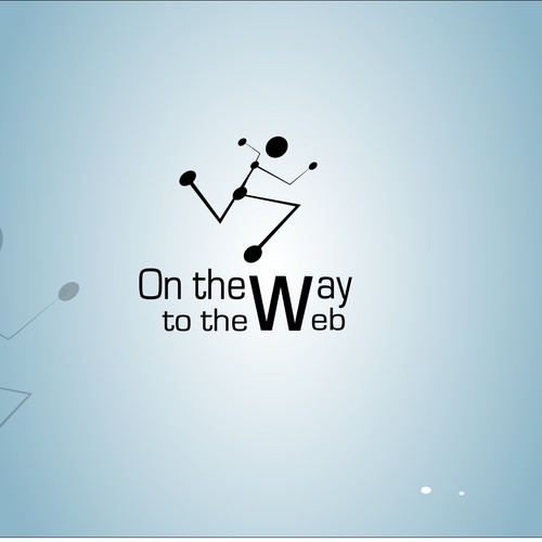 Help On the way to the web with a new logo