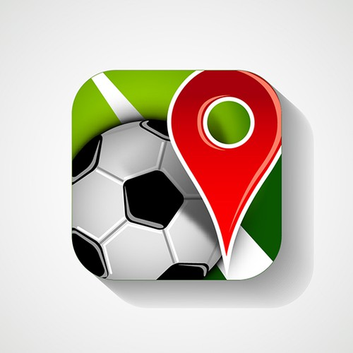 Promising Soccer App Needs An Android Icon