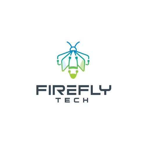 Firefly Tech Logo.