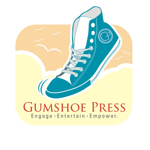 Book publisher Logo