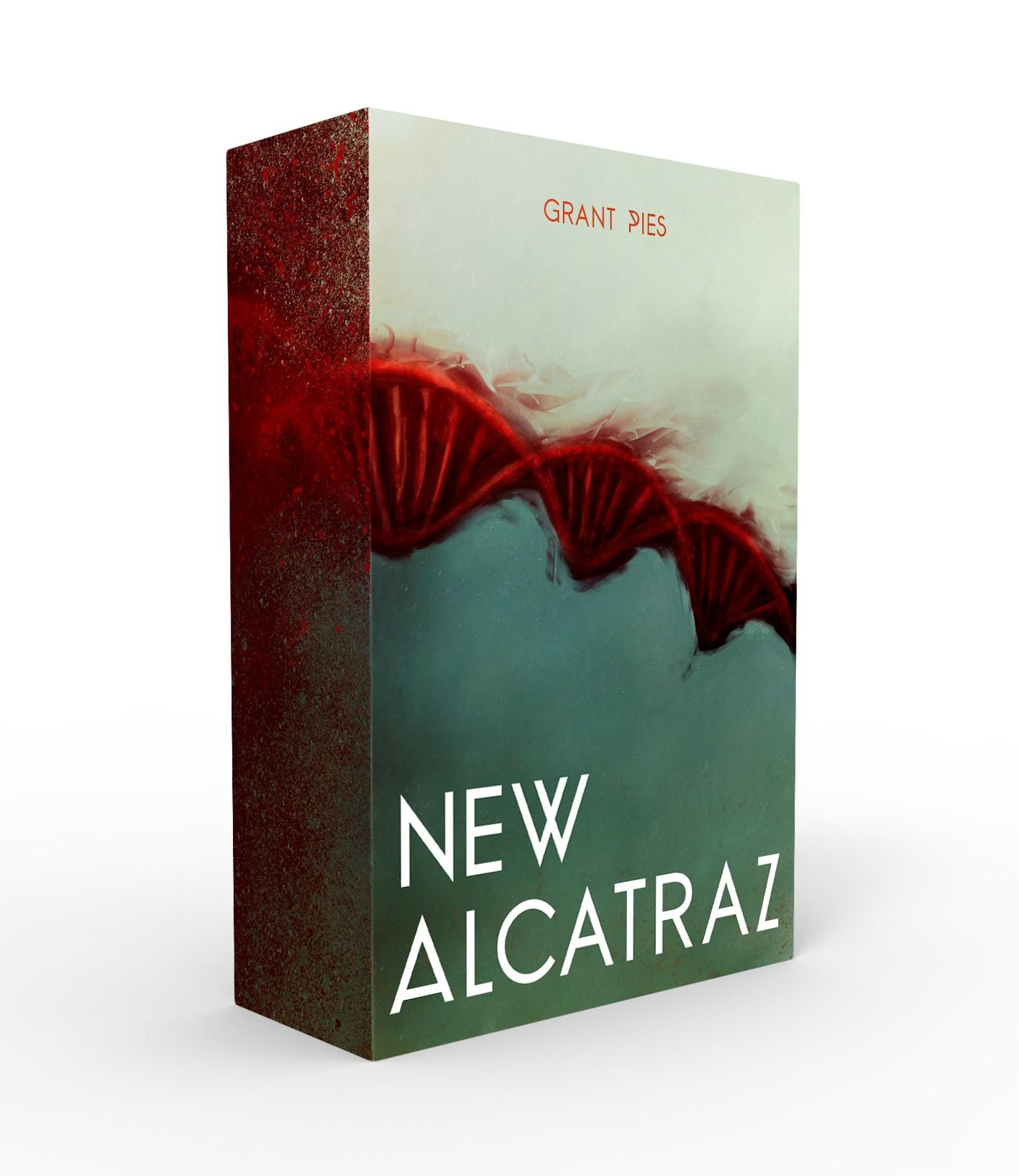 3D New Alcatraz Box Set