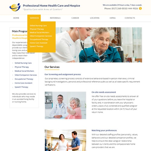 Health care and Hospice