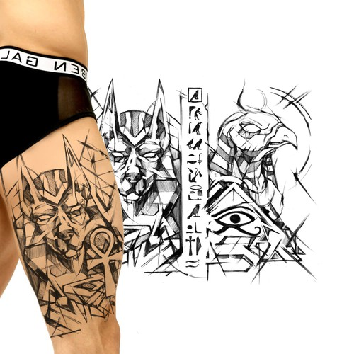 Egypt Tattoo