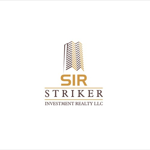 Create the next logo for Striker Investment Realty LLC