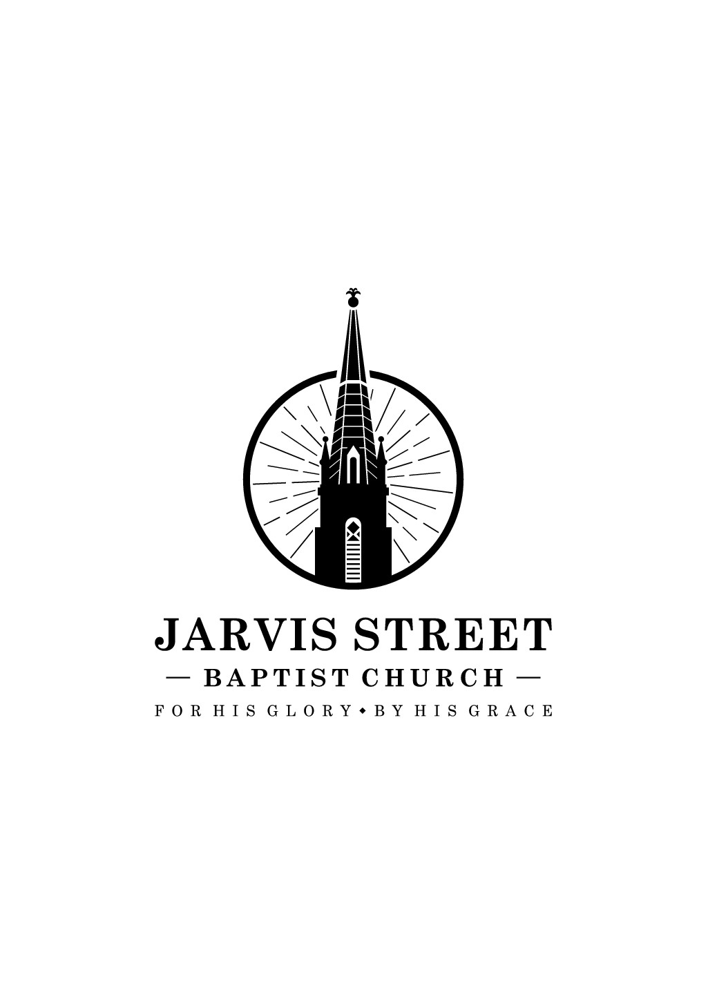 Church needs a new fresh logo.