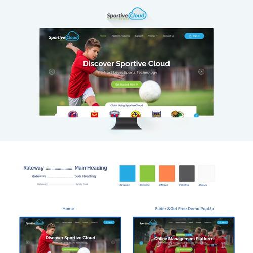 Sportive Cloud