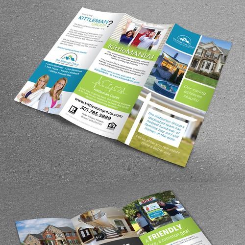 Tri-Fold Brochure for KittleMan Group
