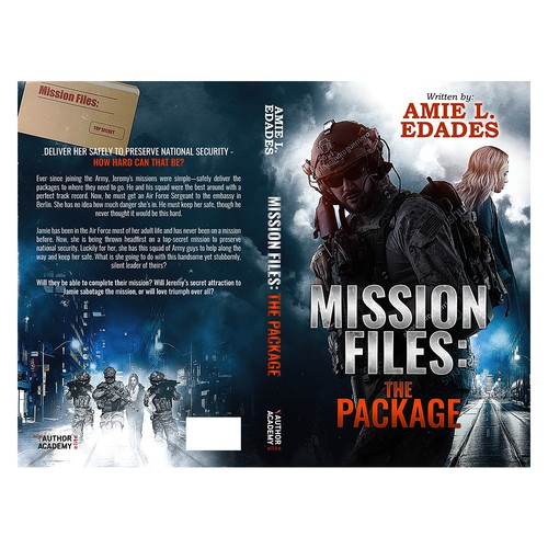 Mission Files: The Package Book Cover