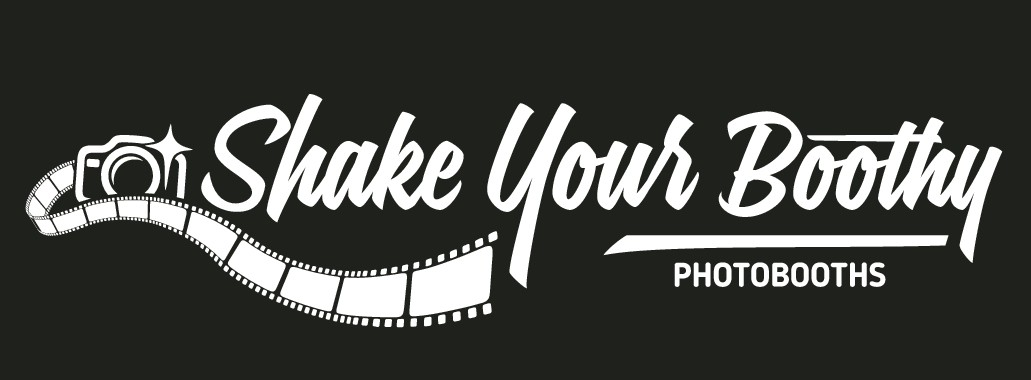 Shake Your Boothy Photo Booths Logo