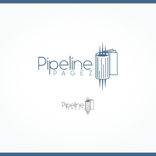 intelligent logo concept for Pipeline Pages
