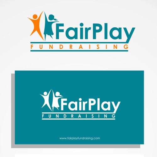 Logo consept for Fairplay fundraising