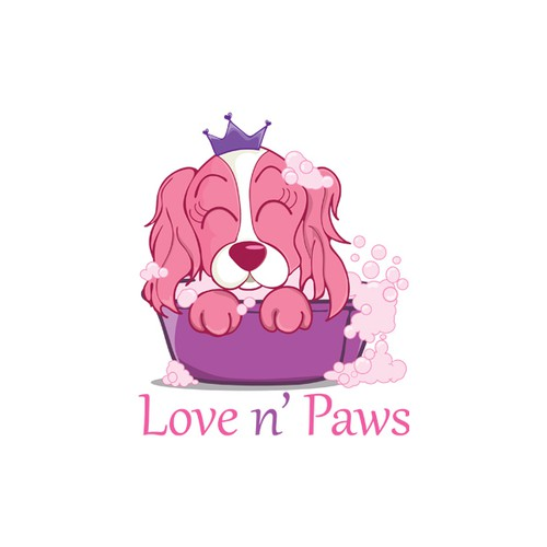 entry for love and paws