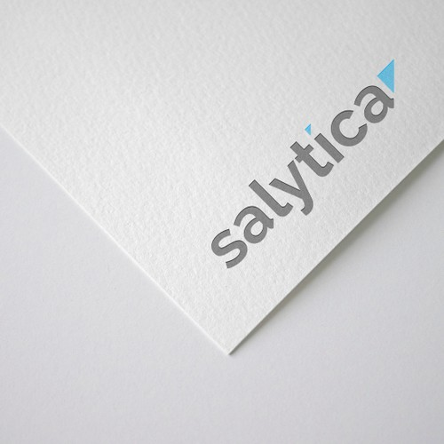 logo for salytica - AI, Innovation, Automation, Consulting