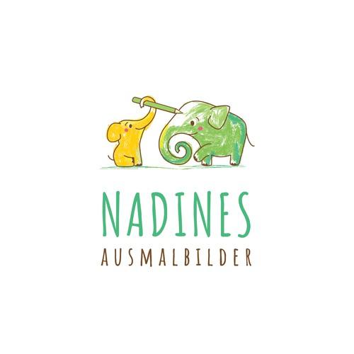 Nadines Ausmalbilder