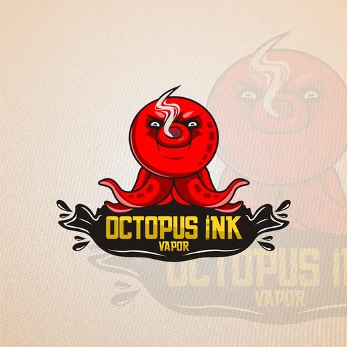 Octopus Ink Vapor