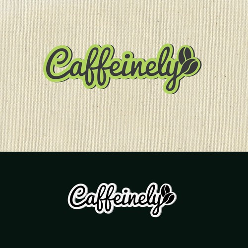 Help Caffeinely with a new logo