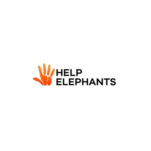 Help Elephants Logo