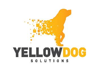 "Design a modern new logo for digital agency ""Yellow Dog Solutions"""