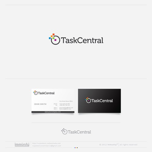 New logo wanted for TaskCentral