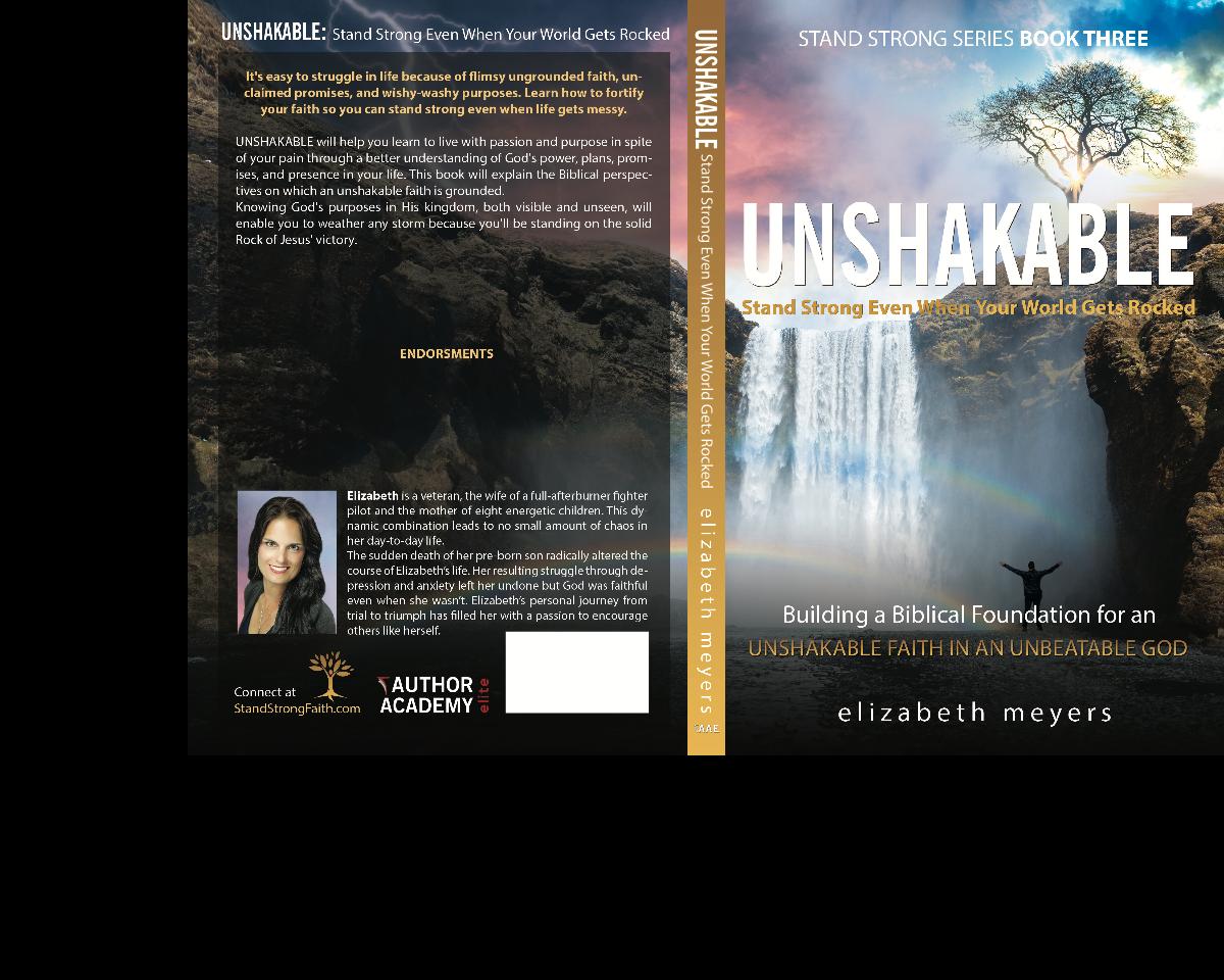 UNSHAKABLE (Book #3)