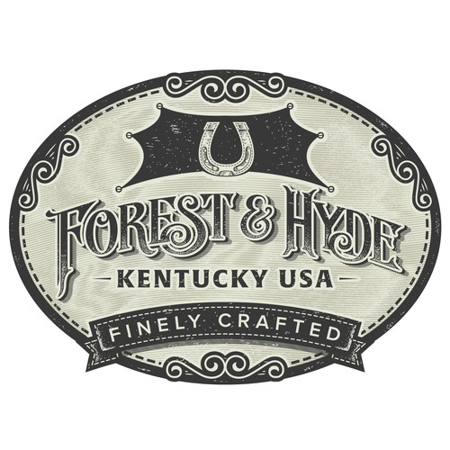 Logo Concept for Forest & Hyde