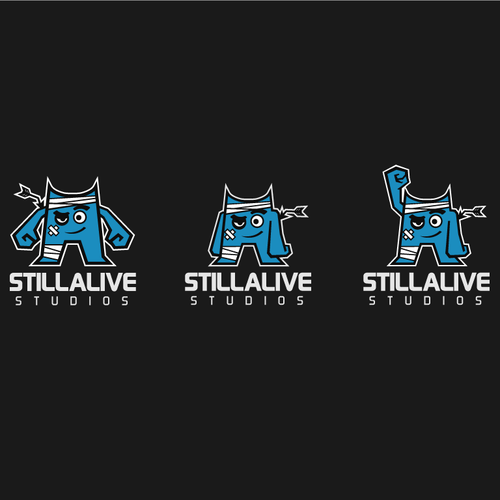 Logo for stillalive studios