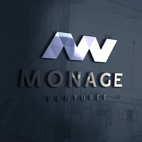 Monage Ventures - Logo & Social Media Pack