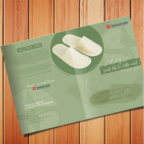 Seedling Sole brochure
