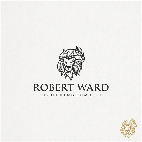 Logo idea for Robert Ward