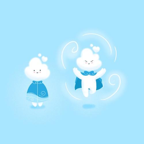 Air protector mascot
