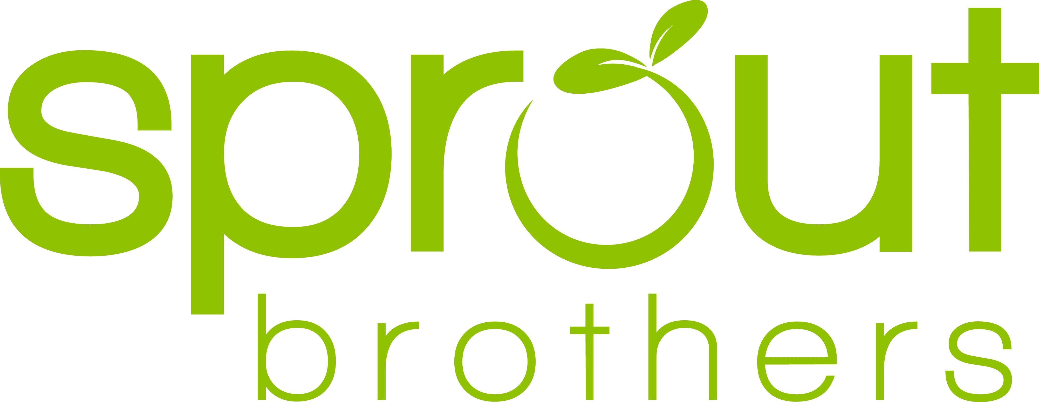**Design the new logo for Sprout Brothers of Sproutman!
