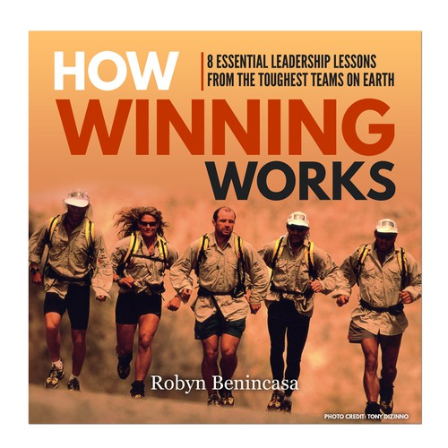 Audiobook cover: HOW WINNING WORKS by Robyn Benincasa