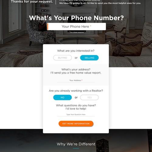 Real estate questionnaire