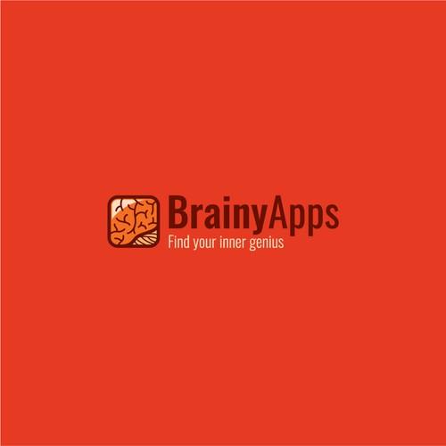 Smart logo for BrainyApps