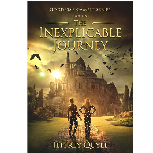 'The Inexplicable Journey' book cover