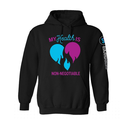 My Health is Non-Negotiable Hoodie