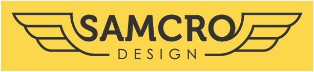 Design a striking logo for SAMCRO design