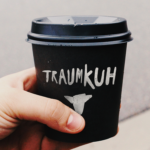 TRAUMKUH Logo