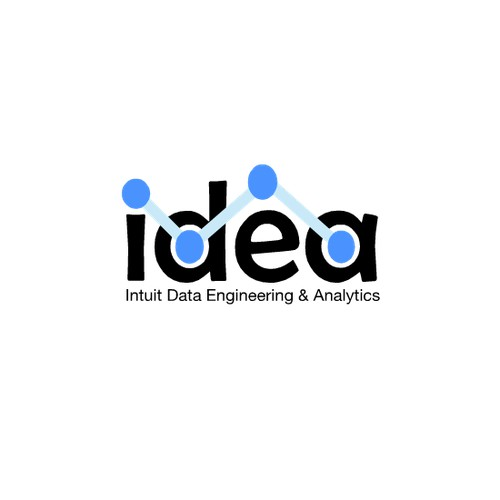 Develop the iconic logo for Intuit Data Engineering & Analytics team