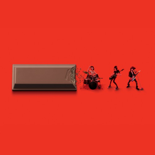 Kit Kat Ads